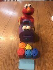 Fisher Price Sesame Street Elmo's Mailbox Sorter - 5 Shapes, 1Letter