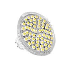 G / GU / GX5,3 MR16 3528 SMD 60 LED BULB SPOT Lamp 4W 12V WHITE Light BT