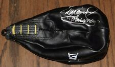 """MANNY """"PACMAN"""" PACQUIAO SIGNED AUTOGRAPHED AUTO EVERLAST SPEED BAG BAS #S07379"""