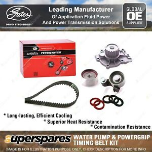 Gates Water Pump & Timing Belt Kit for Volvo XC60 XC70 Cross Country XC90