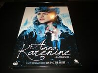 "COFFRET 2 DVD ""ANNA KARENINE - LA MINI-SERIE"" Santiago CABRERA, Lou DE LAAGE"