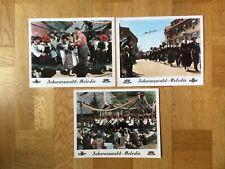 Schwarzwald-Melodie (3 Kinoaushangfotos '56) - Geschwend / Tanz / Tracht