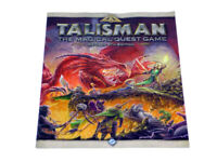 Talisman 4th Edition (Revised) Rule Book / Instruction Booklet