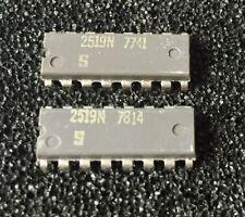 1 Pc New 2519N Signetics Gray Shift Register for Apple 1 Same as 2519b
