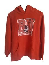 Boston University hoodie NWT youth L