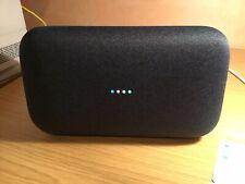 Google GA00223 - UK Home Max Smart Speaker - Charcoal