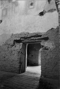 Photography, 8 x 10 matted Black and White, Beyond the Door