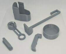 More details for the pinter beer home-brew 6 piece accessory set - grey