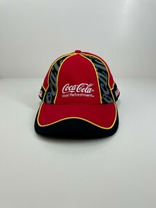 Coca Cola baseball cap hat promotional adjustable one size fits most