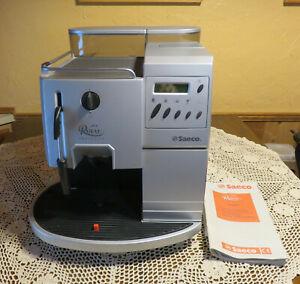 Saeco ROYAL EXCLUSIVE Super Automatic ESPRESSO MACHINE