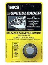 HKS 7-shot Speedloader 357 Magnum Fits S&W 686 Mag Plus Taurus 617 - 587-A
