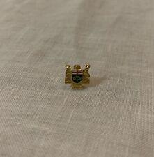 Vintage Ontario Canada Coat of Arms Souvenir Pin