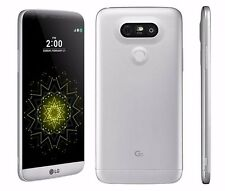 LG G5 H820 (Latest Model) - 32GB - Silver (AT&T) Smartphone Unlocked Any GSM