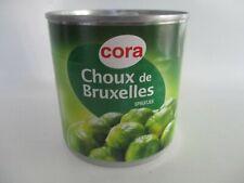 Cora Rosenkohl Choux Bruxelles Füllmenge 400 g / ATG 265 g