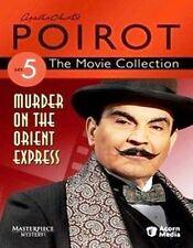DVD Christie's Poirot - Murder on the Orient Express: David Suchet Barb Hershey