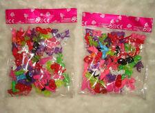 Lot 20 Pairs Brand New Beautiful Barbie Doll Shoes Xmas Birthday Gift AB123