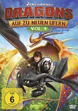 Dragons - Auf zu neuen Ufern, Vol. 4 DVD NEU OVP