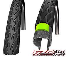 "Copertone bici CITY Bike 28""-(37-622)  SCHWALBE Marathon Greenguard antiforatura"