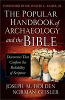 Popular Handbook of Archaeology and the Bible, Hardcover by Holden, Joseph M....