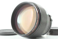 【NEAR MINT++】 Canon NEW FD NFD 85mm F1.2 L MF Portrat  Lens From JAPAN #0688