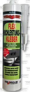 Kim-Tec Flex Hochleistungs Kleber 455g für Innen Außen haftet sofort