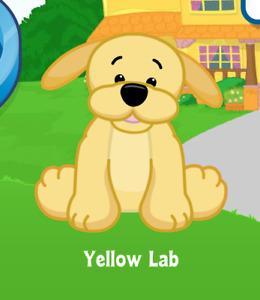 Webkinz Yellow Lab Virtual PET Adoption Code Only *Messaged* Webkinz Yellow Lab!