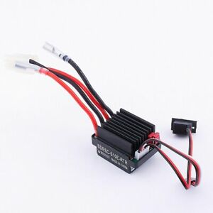 320A 6-12V Brushed ESC Waterproof Electronic Speed Controller RC Boats *UK SHIP*