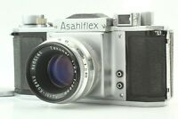 Rare[Exc+5] Asahiflex IA SLR Film Camera with Takumar 58mm f/2.4 Lens from JAPAN
