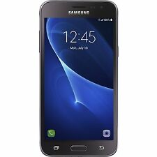 "*New* Samsung Galaxy Sky J3 16gb Straight Talk 4g LTE 5"" Prepaid Verizon Tower"