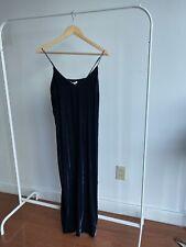 H&M trend velvet slip dress size 6 premium quality