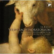 WINDSBACHER KNABENCHOR/BERINGER - WEIHNACHTS-ORATORIUM 1-3  CD CHOR NEW+ BACH