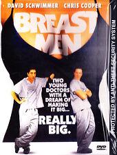 Breast Men (DVD, 2001) NEW