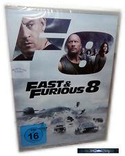 Fast & (and) the Furious 8 [DVD] Vin Diesel, Deutsch(e) Version