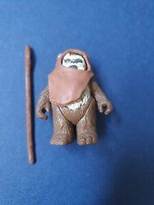 Star Wars - Vintage figure - Wicket W Warrick ROTJ (5)