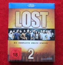 Lost Die komplette zweite Staffel, Blu-Ray Box Season 2, deutsche Version