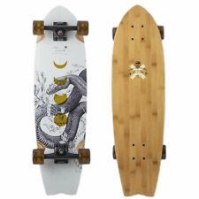 Arbor Sizzler Bamboo Complete Skateboard Minicruiser Longboard Cruiser New