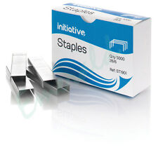 5000 x 26/6 Staples, no56 staples - Fits Half Strip Full Strip Long Arm Staplers