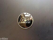 ABT LENKRAD EMBLEM VW GOLF GTI, JETTA, CADDY, POLO, PASSAT, BMW NEU