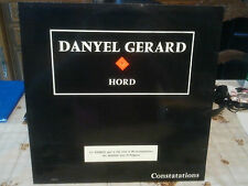 "danyel gerard""hord constatations""lp12""promo gypsy69633.fr.limited 50.exemplaires"