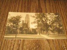 Vintage Post Card Yale University New Haven Conn