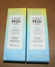 2 C'est Moi Gentle Foaming Cleansing Gel Fragrance Free 4 Fl Oz
