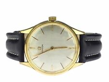 Omega Kaliber 600 Double mechanische Handaufzug Herren Armbanduhr um 1960