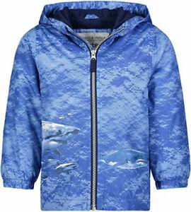 Carter's Boys Blue Fleece Lined Jacket Size 2T 3T 4T 4 5/6 7