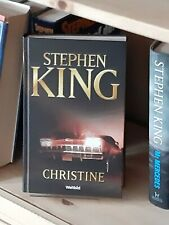 CHRISTINE Roman STEPHEN KING Weltbild Sammler Edition 2005 gebunden  *wie neu*