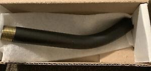 Delta RP40593BL Matte Black Shower Arm
