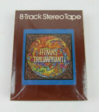 NEW Hymns Triumphiant 8 track Tape Catholic Our Father Stories Behind Great Hymn