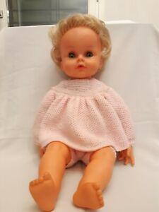 Bambola Cicciobello originale Anni 70 - Abitino rosa originale