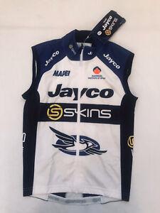 Team Jayco Skins Wind Vest Size XS