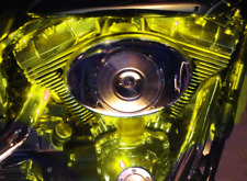 20 LED Yellow Motorcycle Accent Light Kit