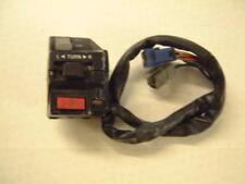 YAMAHA FZ600 -  LEFT  HAND SWITCHGEAR   - 1986-89